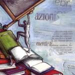 SISIFO_acrylic&collage_Published On The Fogliettone_L'Unità 2009