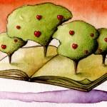 WoodLiterature_watercolor_2009