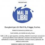 MAL DI LIBRI_@Forte Fanfulla_8/9 ottobre 2011, Roma