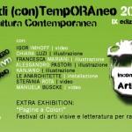 MOSTRA illustrazioni&installazione BLOW-UP@ACCENNI di (con)Temporaneo_ago2012
