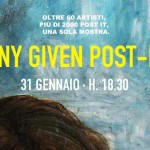 any given postit::31 1 2015::WhiteNoiseGallery Roma