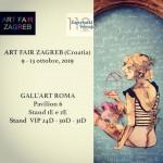 Art Fair Zagreb -ottobre 2019, Croazia