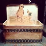 bird in the box
