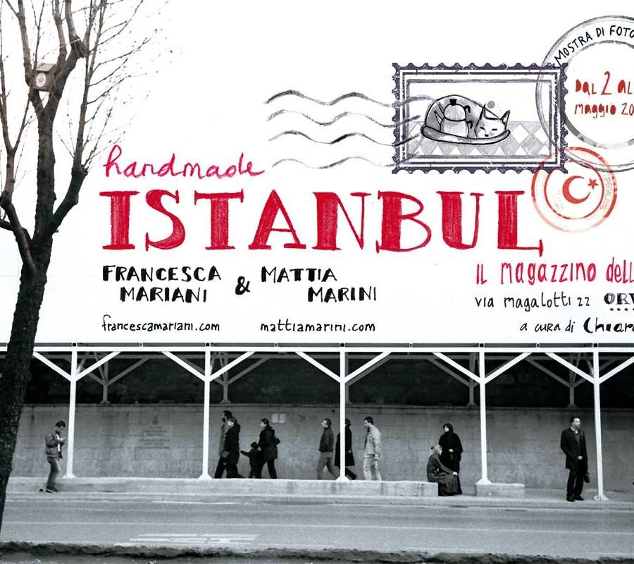 Handmade Istanbul:: mag 2014::Magazzino delle Idee Orvieto