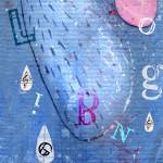 sognaLIBeRO_6#ink, acrylic, digital letters_2011