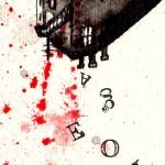 sognaLIBeRO_1#ink, acrylic, digital letters_2011