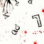 sognaLIBeRO_3#ink, acrylic, digital letters_2011