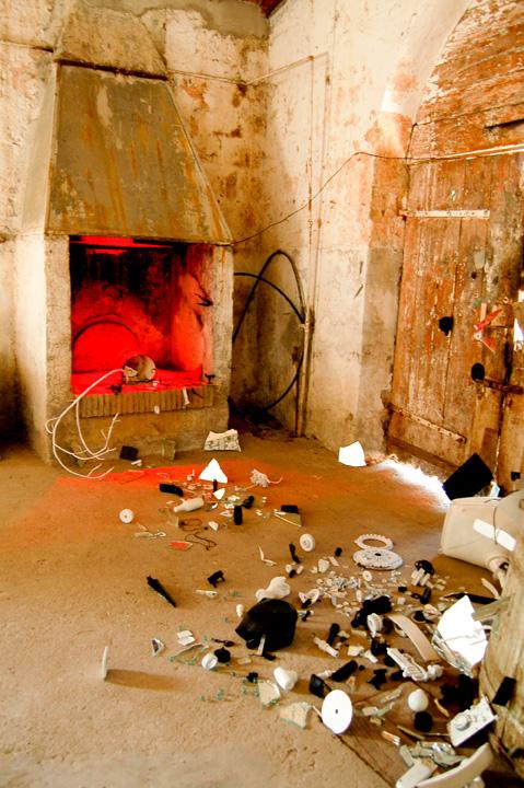 blow-up art installation ago2012