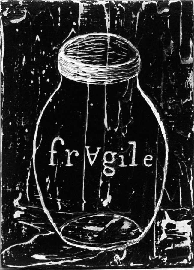 frAgile_handmade scratchboard on wood_2013.jpg