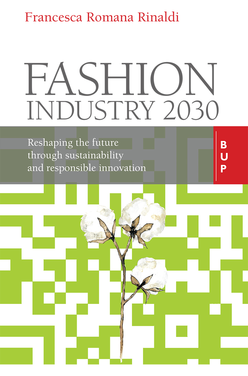Fashion Industry 2030 -cover book