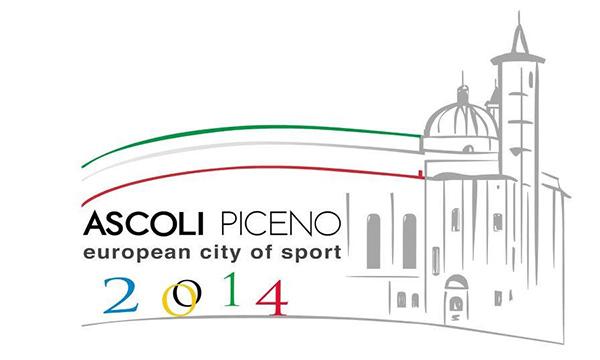 Ascoli Piceno città europea dello Sport 2014_logo