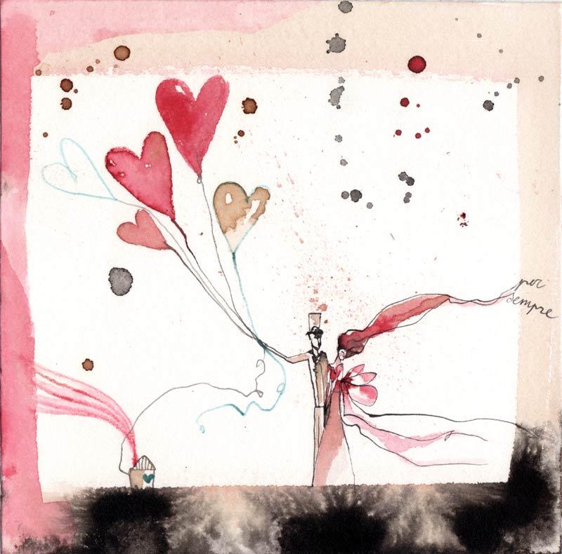 io&te_china, ecoline, caffè su carta*CelluloideOfficina dell'immagine*