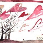 accordi&arpeggi_china, ecoline, collage su carta*CelluloideOfficina dell'immagine*
