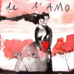 le jardin de l'amour_china ecoline rosso su carta*CelluloideOfficina dell'immagine*
