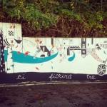 Questa città ci fiorirà tra le braccia_wall painting_detail_Arte Pubblica_AP_2015