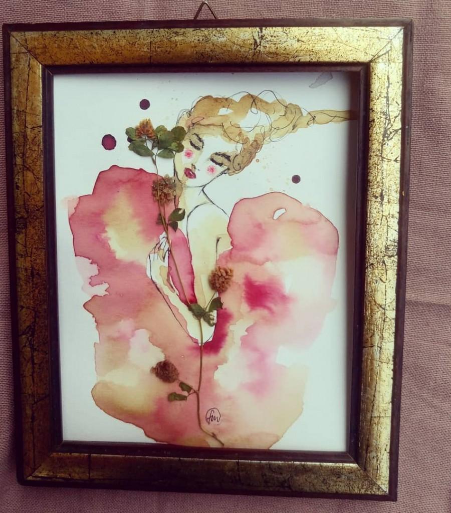 Like a flower /sold