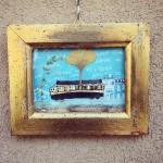 A nido d'ape / in tram /sold