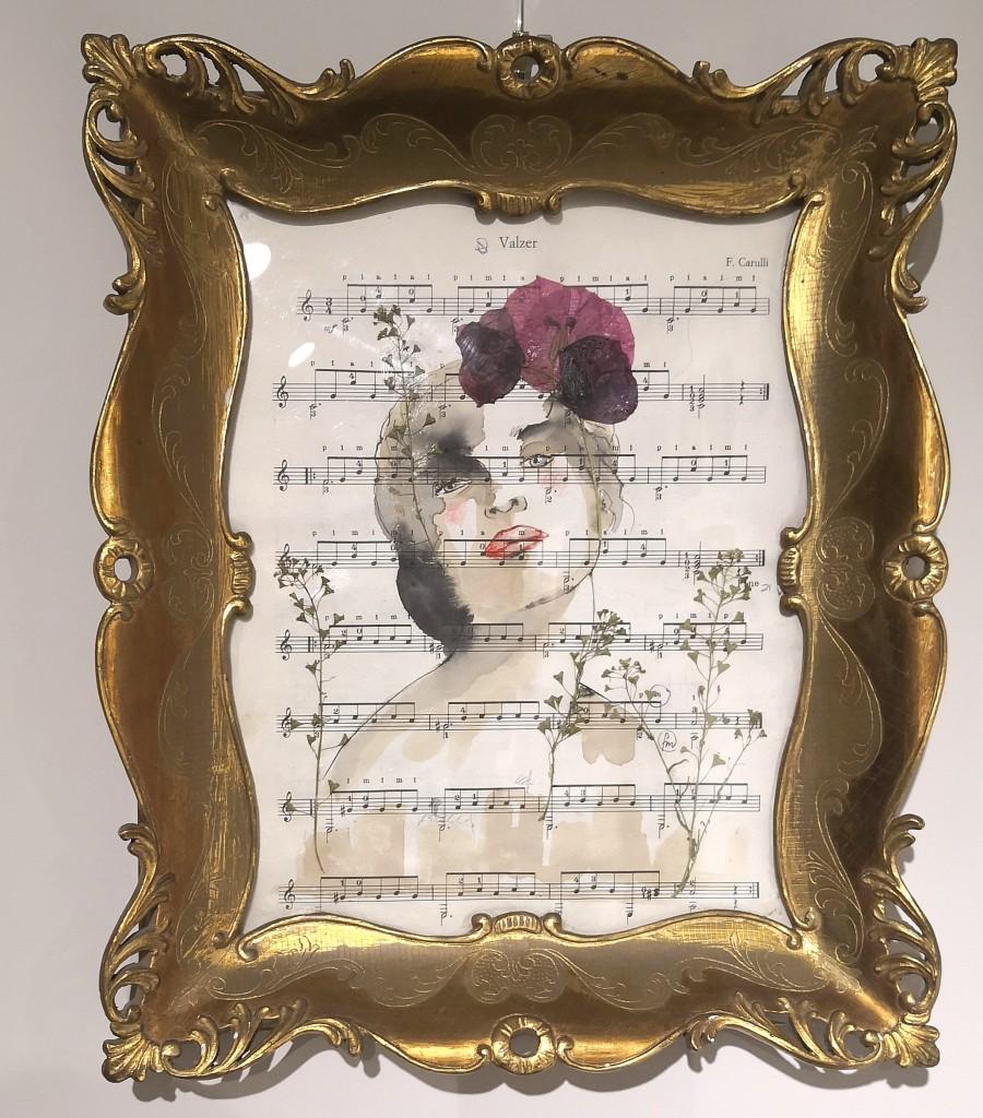 scrigno . 31x38cm / collezione privata