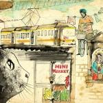 TORPIGNATTARA - Roma / TRACCE in collaborazione con Parole in Cuffia