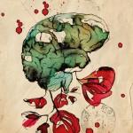 cervello giardino