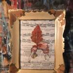 Esercizio melodico . 18x22,5cm_collezione privata