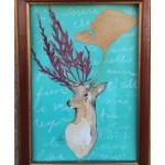 Wunder deer #2 (COLLEZIONE PRIVATA)